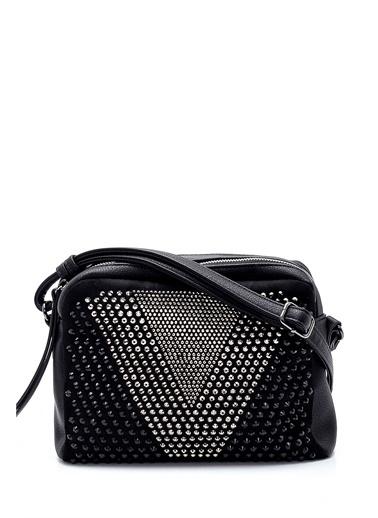 Derimod Kadın Çanta (X4292-2) Casual Siyah